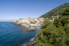 Nervi - Genoa, Italy Royalty Free Stock Image