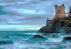Nervi, Genova, Ityaly Fotografia Stock