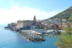 Nervi - l'Italie Photographie stock