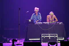 Nervo Stock Photo
