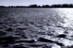 Nerwicowa rzeka Fotografia Royalty Free