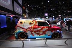 Nes Scion design 2011. Chicago auto show February 2011 Stock Images