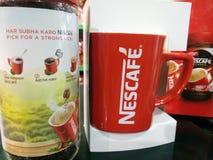 Nescafé lizenzfreies stockfoto