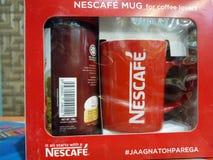 Nescaf? stockfotos