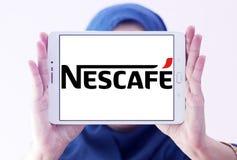 Nescafe logo Zdjęcie Royalty Free