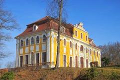 Neschwitz palace Stock Photography