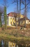 Neschwitz palace Stock Images
