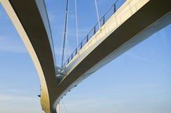Nescio-Brücke Stockbild