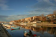 Nesebar Stock Photo
