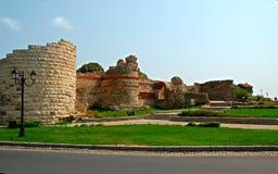 nesebar bulgaria Royaltyfria Bilder