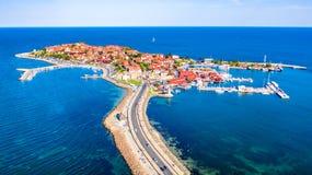 Free Nesebar, Bulgaria - Black Sea Coastline Royalty Free Stock Images - 194149119