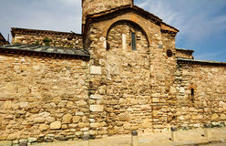 Nesebar cathedral, Bulgaria Stock Images