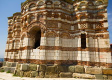 Nesebar cathedral, Bulgaria Stock Photography