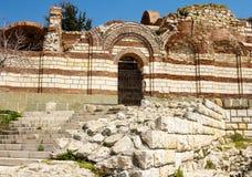 Nesebar katedra, Bułgaria Obrazy Stock