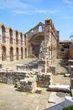 Nesebar katedra, Bułgaria Zdjęcia Royalty Free
