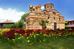 Nesebar Old City Stock Photo