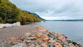 Ness Lake Royaltyfri Bild