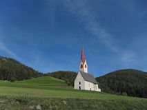 Nessano chapel Royalty Free Stock Image