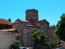 Nessebar antique Photo libre de droits