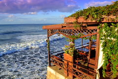 Beautiful seaside view Royalty Free Stock Images