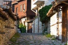 Nessebar, Bulgária Foto de Stock Royalty Free