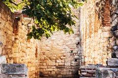 NESSEBAR, BULGARIA background Royalty Free Stock Images