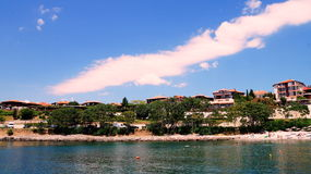 Nessebar Bulgaria, Old Town Stock Photography