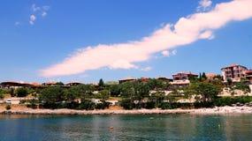 Nessebar Bulgaria, Old Town. Nessebar Nesebar Bulgaria, Old Town. Black sea coast. Near Bunata Beach Stock Photography