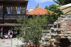 Nessebar Bulgarien Royaltyfri Foto