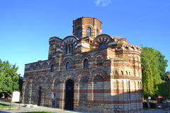 Nessebar medieval church Stock Photo