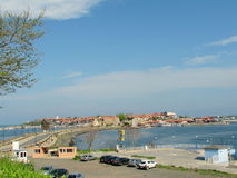 Nessebar old city Stock Image