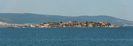 Nessebar panorama Stock Photo