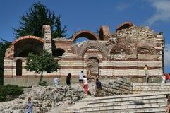 Nessebar velho, Bulgária Imagem de Stock Royalty Free
