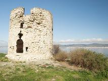 Nessebar velho, Bulgária Imagens de Stock Royalty Free