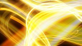 Nesso Echo Light Streaks illustrazione vettoriale