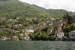 Nesso panorama Royalty Free Stock Photos