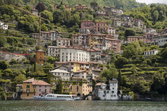 Nesso panorama Stock Photo