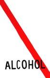 Nessun alcool Immagini Stock