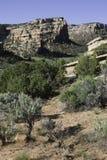 Nessun canyon di Thorougfare Fotografie Stock Libere da Diritti