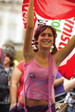 Nessun giorno 2 di Berlusconi Immagini Stock Libere da Diritti