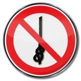 Nessun nodo delle corde in questa area royalty illustrazione gratis