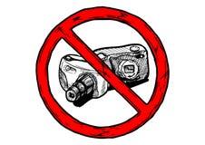 Nessun segno delle foto Immagine Stock Libera da Diritti