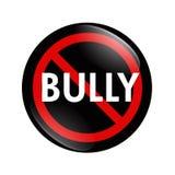 Nessun tasto del Bully Immagine Stock