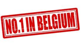 Nessuno nel Belgio Fotografia Stock