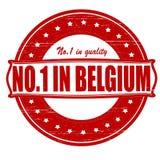 Nessuno nel Belgio Fotografia Stock Libera da Diritti
