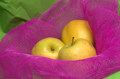 Nest of apples Royalty Free Stock Photography