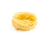 Nest egg noodles Royalty Free Stock Photography