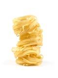 Nest egg noodles Stock Photography