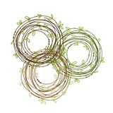 Nest frame for your design Royalty Free Stock Photo