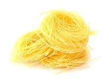 Nest pasta Royalty Free Stock Image